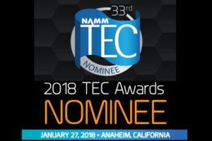 TEC Awards 2018